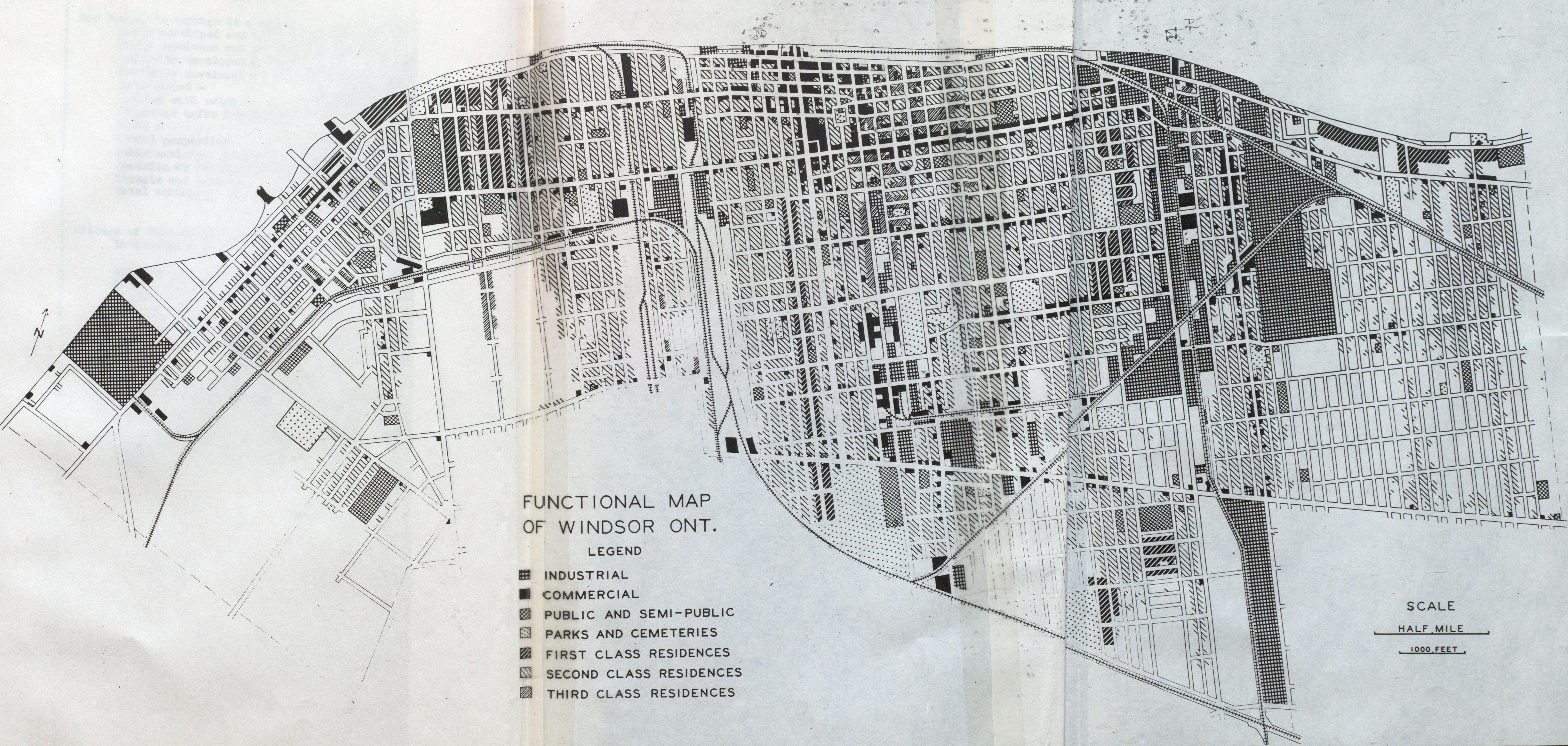 Map Of Hotels In Windsor Ontario