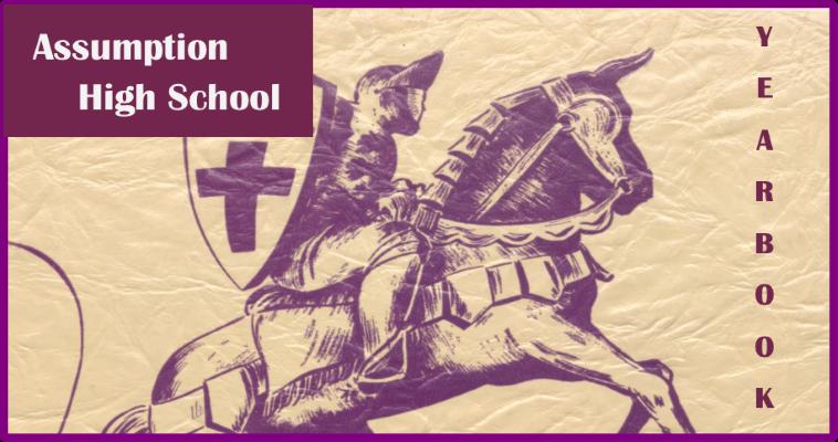 Assumption High School Yearbook
