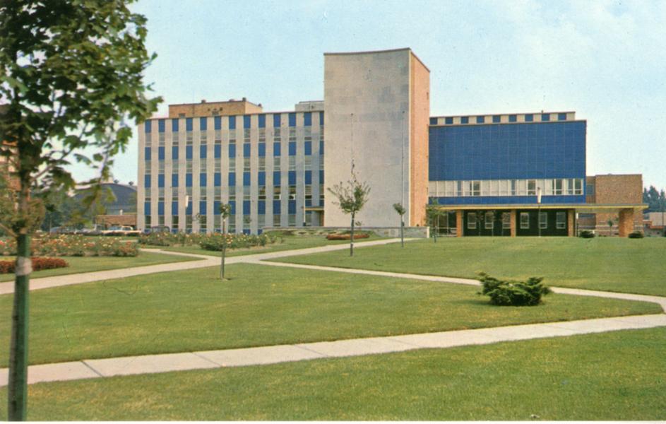 Modern City Hall